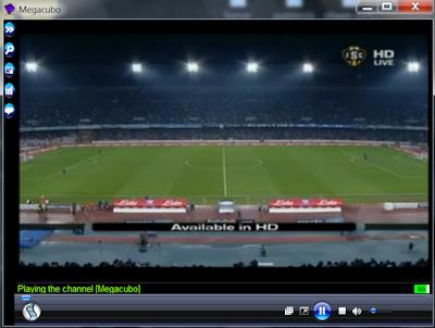 MegaCubo Calcio