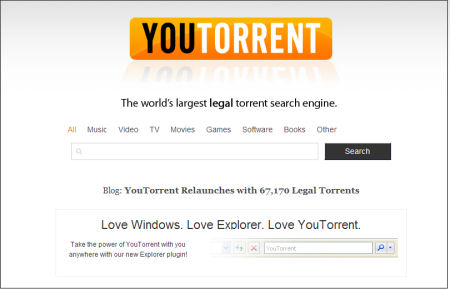 ricerca torrent